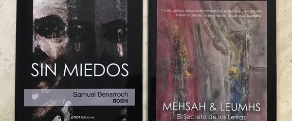libro sin miedos Samuel Benarroch